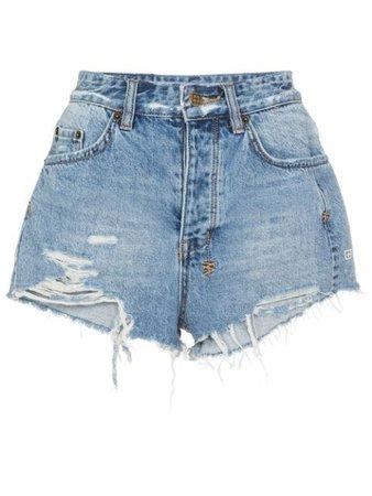 Ksubi Denim Shorts - Farfetch
