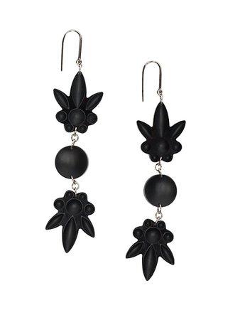 Isabel Marant Tiered Drop Earrings | SaksFifthAvenue