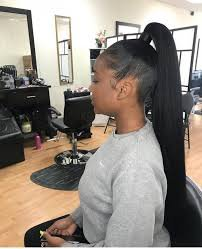 high ponytail wig - Google Search