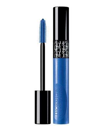 Dior Pump'N'Volume Mascara, Blue