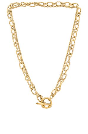 Amber Sceats Chain Necklace in Gold | REVOLVE