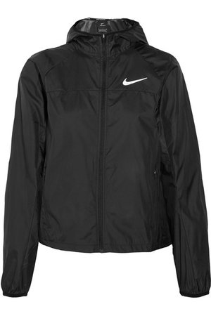 NIKE Shield Racer hooded shell jacket