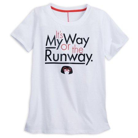 Edna Mode Fashion T-Shirt for Women - Incredibles 2 | shopDisney