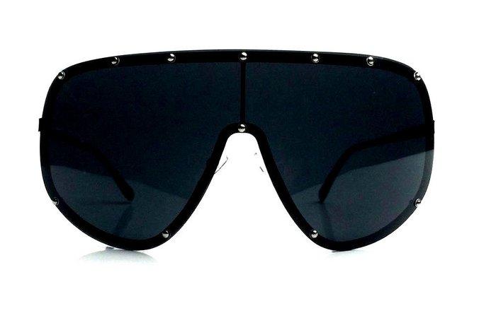 black sunglasses oversized - Google Search