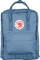 Fjallraven Kanken blue bag