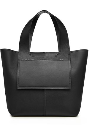 Apron Leather Tote Gr. One Size