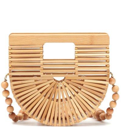 Ark Bamboo Shoulder Bag - Cult Gaia   Mytheresa