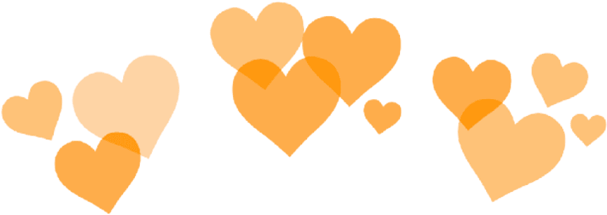 orange aesthetic text - Google Search