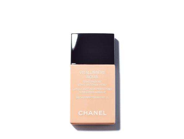 Chanel Vitalumière Aqua Ultra-Light Skin Perfecting | VIOLET GREY