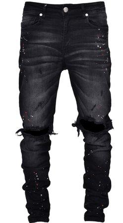 lakenzie black jeans