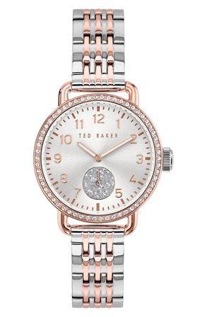 Ted Baker London Hannahh Bracelet Watch, 34mm   Nordstrom