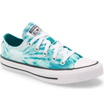 Converse Chuck Taylor® All Star® Tie Dye Low Top Sneaker (Women) | Nordstrom