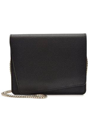 Twist Leather Shoulder Bag Gr. One Size