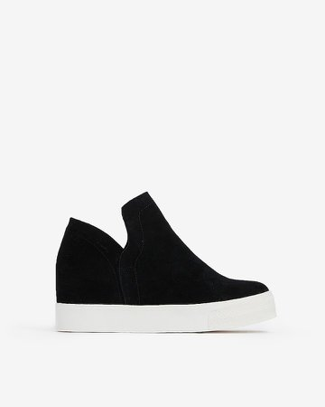 Steve Madden Wrangle Suede Sneakers