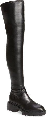Manhattan Thigh High Boot