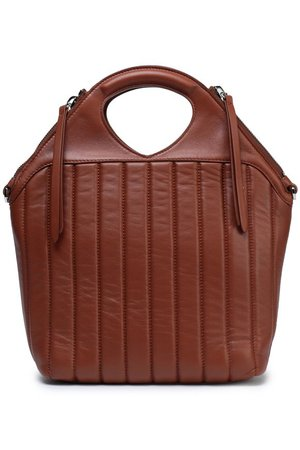 Quilted leather tote | JIL SANDER | Sale up to 70% off | THE OUTNET