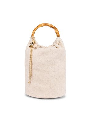 Shell Bucket Bag