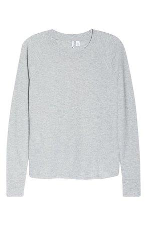 Nordstrom Long Sleeve Thermal T-Shirt   Nordstrom
