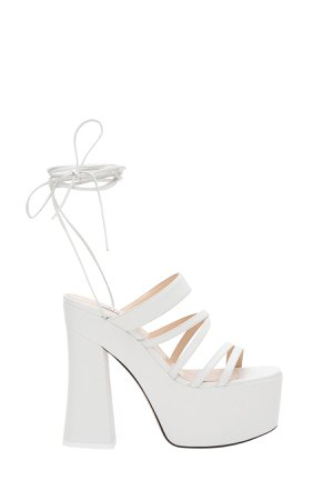 The Attico Platform Sandals