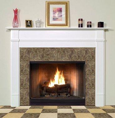Shippensburg Fireplace Mantel Custom   MantelCraft