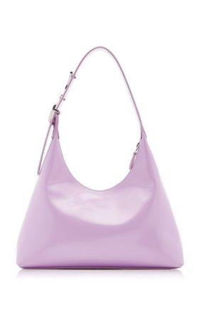Scotty Leather Shoulder Bag By Staud   Moda Operandi