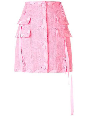 MSGM Cargo Mini Skirt $570 - Buy Online - Mobile Friendly, Fast Delivery, Price