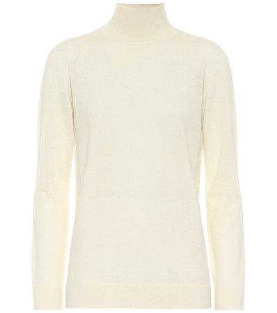 Agnona - Cashmere turtleneck sweater | Mytheresa