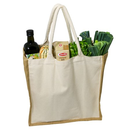 Organic Canvas & Jute Tote, Jar, & Grocery Shopping Bags — Simple Ecology