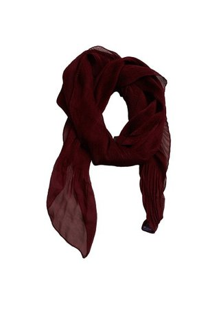 Violeta BY MANGO Gathered details scarf