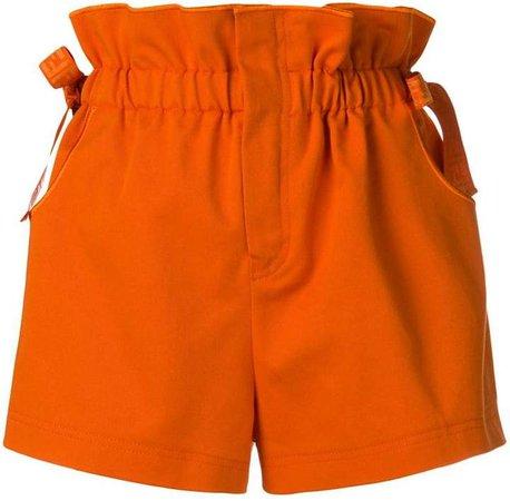 paperbag shorts