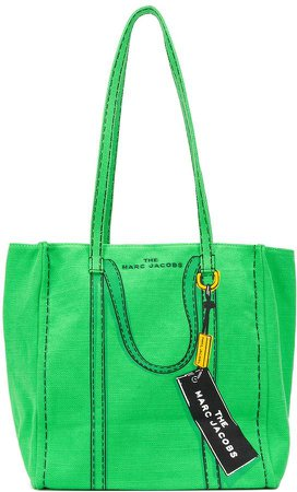 The Trompe L'oeil Tag tote bag
