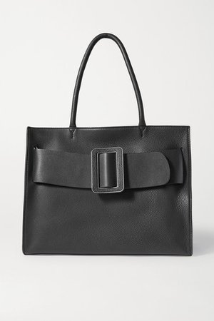 BOYY | Bobby Soft large buckled textured-leather tote | NET-A-PORTER.COM