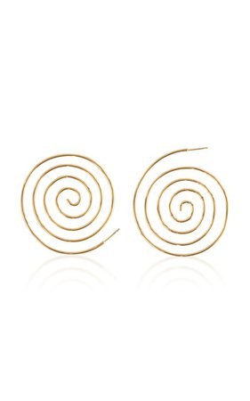 Circular Econo Earring by Holly Ryan | Moda Operandi