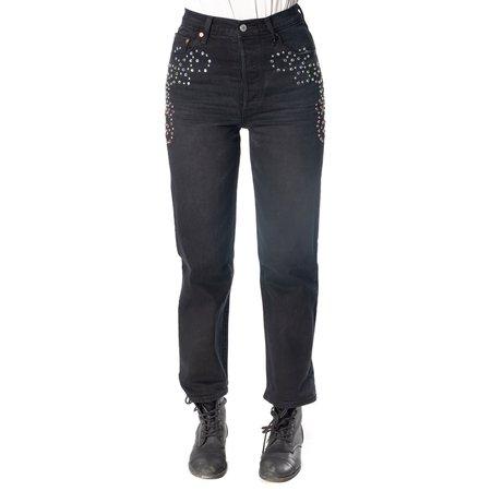 Levis Ribcage Jeans