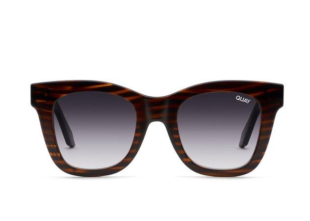 AFTER HOURS Shield Sunglasses   Quay Australia