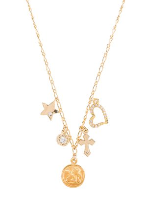 Angelic Charm Necklace