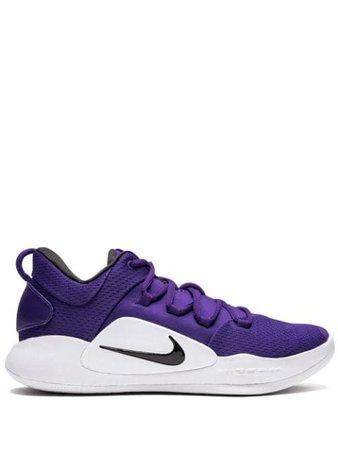 Nike Hyperdunk Low-Top Sneakers AR0463500 Purple | Farfetch