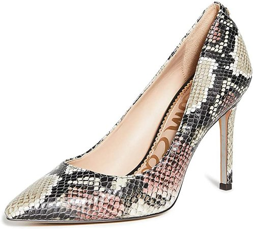 Amazon.com | Sam Edelman Women's Hazel Pumps | Pumps