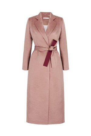 Marylebone-Coat-Dress-Rosewood – Suzannah