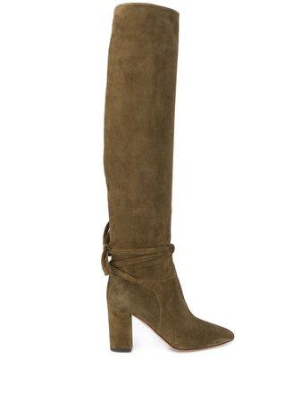Aquazzura knee-high Boots - Farfetch