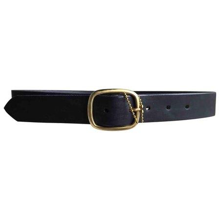 REFORMATION Leather belt