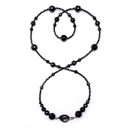 bloodmilk time traveler ritual beads