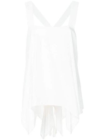 Shop white Taylor Nominate tank top with Express Delivery - Farfetch