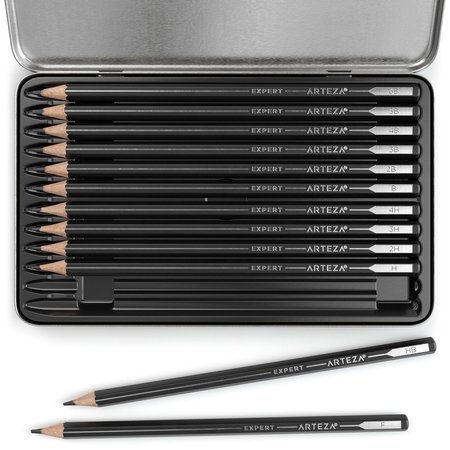 Pack Of Drawing Pencils