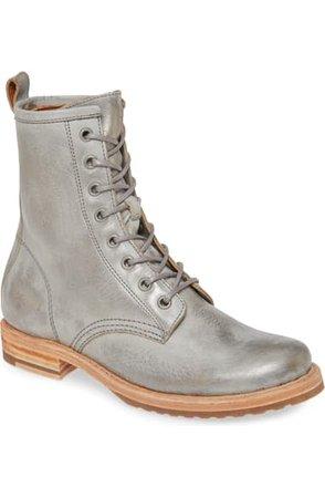 Frye Veronica Combat Boot (Women)   Nordstrom