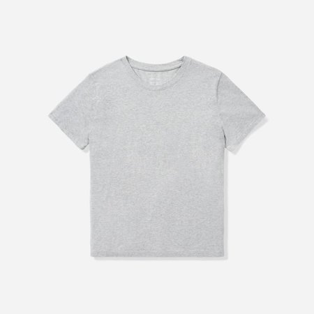 Women's Organic Cotton Box-Cut Tee | Everlane