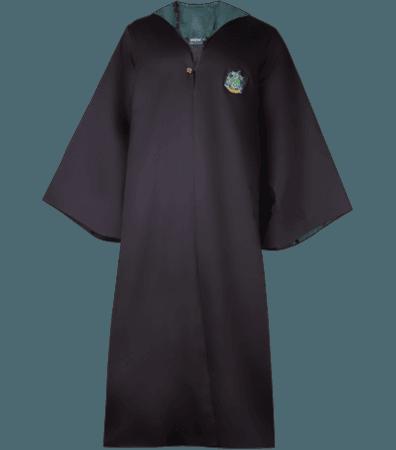 Long Black Robe - Slytherin