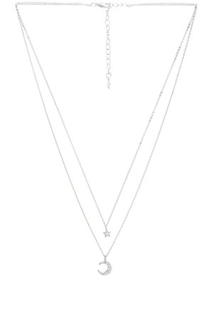 Ethereal Light Layered Necklace