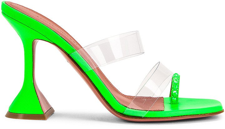 Sami Sandal in Green Fluo | FWRD