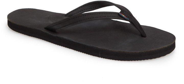 Narrow Strap Sandal